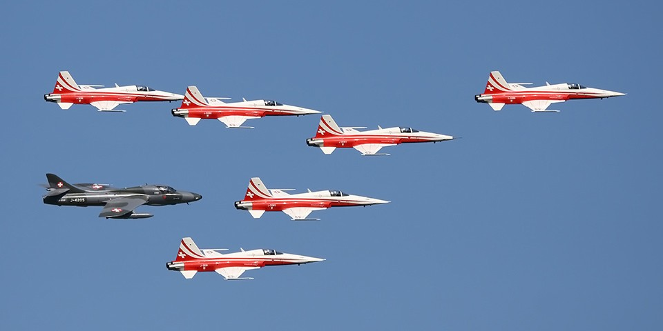 Airshows & Events 2012