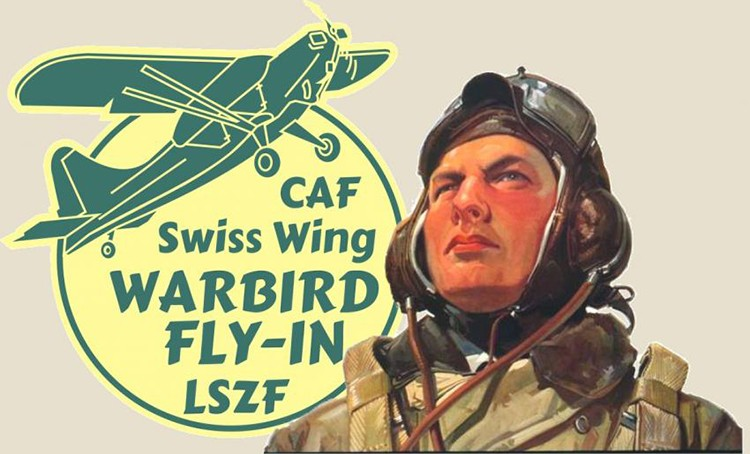 CAF Swiss Wing Warbird Fly-In Birrfeld