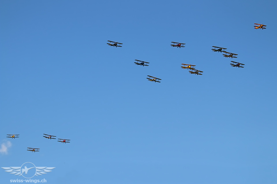 Tiger Moth Formation